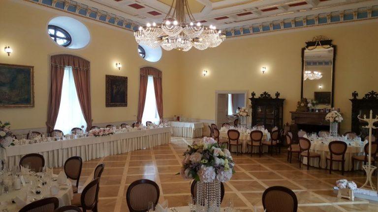 Hotel Gino Parkpalace Považská Bystrica svadba dj