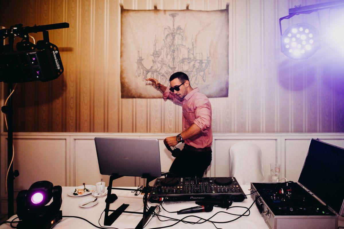 Najlepší svadobný DJ