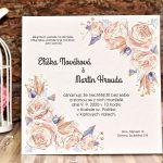 svadobne oznamenia handmade