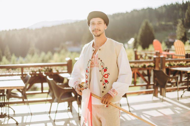 Starejší na svadbu Štefan Sklenár